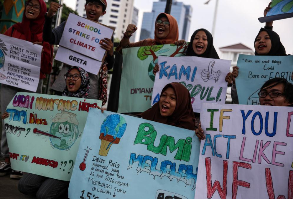 Survei: 97% Anak Muda Yakin Dampak Krisis Iklim Lebih Parah Dibanding Covid-19