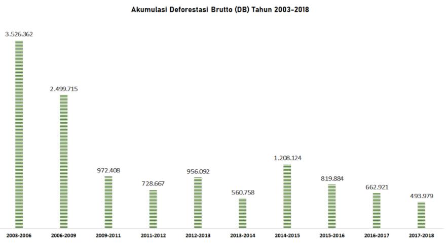 Mengulas Hilangnya Hutan Indonesia 2003-2018