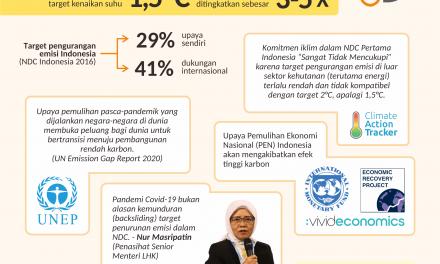 NDC dan Pemulihan Ekonomi Nasional
