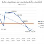 Makna Deforestasi Hutan Alam Indonesia 2019-2020 bagi Pencapaian Komitmen Iklim dan Target Persetujuan Paris