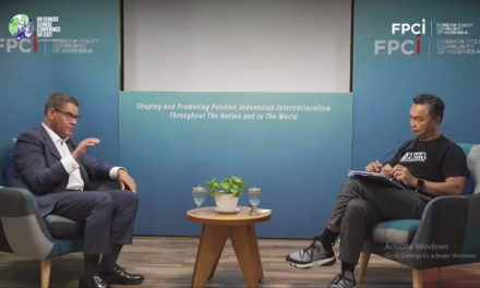 Jelang COP26, Rencana Bebas Karbon Indonesia Masih Belum Jelas